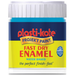 Plasti-kote Fast Dry Enamel Brush On 59ml Bottle