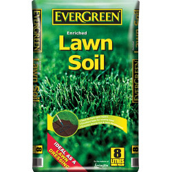 EverGreen Enriched Lawn Soil