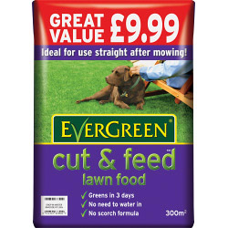 EverGreen Cut & Feed Lawn Food
