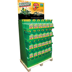 Roundup Fast Action Ready to Use Bulk Display Unit