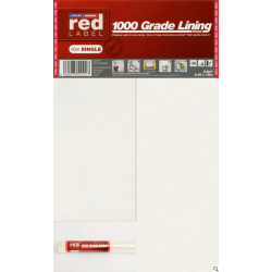 ErfurtMAV Red Label 1000 Grade Lining Paper