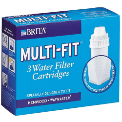 Brita Multi Fit Water Filter Cartridges