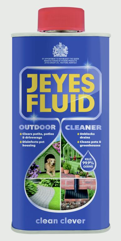 Jeyes Fluid Stax Trade Centres