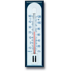 Brannan Short Two Piece Wall Thermometer