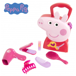 Peppa Pig Hair Case