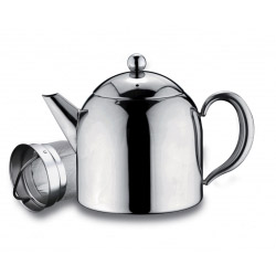 Belmont Teapot With Infuser, 1L