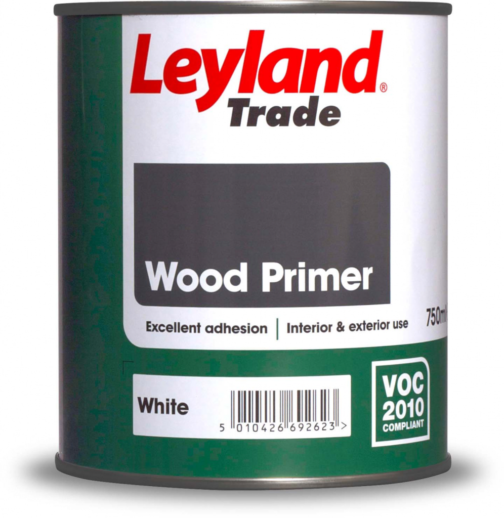 leyland trade wood primer 2 5l stax trade centres. Black Bedroom Furniture Sets. Home Design Ideas