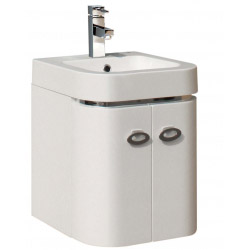 T C Bathrooms Etna Unit 400mm