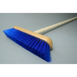 PICARDY HSB 10 10.1/2 SYNTH BROOM & HANDLE S/10FTH