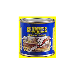 Brummer Interior Wood Filler Medium Tin