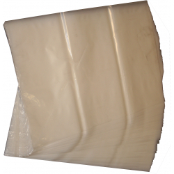 BAG 100 480 X 760MM CLEAR BUILDERS RUBBLE SACK