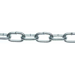 1MTR 300 2.5X14MM STR LINK CHAIN BZP (30)3442 109