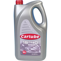 Carlube 15W-40 Pro Plus Engine Oil