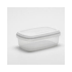ADDIS 510440 0.7L RECTANGULAR FOODSAVER WHITE (6)