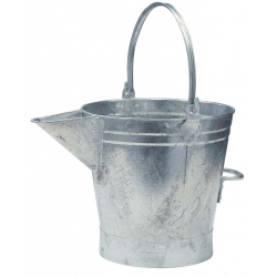 Parasene Galvanised V Lip Tar Bucket
