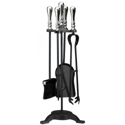Parasene Balmoral Comp Set Black/Pewter