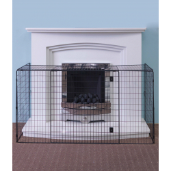 Parasene Extending Nursery Guard Black