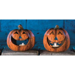 Premier Large Pumpkin Candle