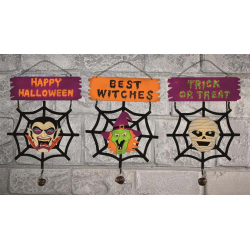 Premier Spider Web Sign