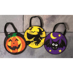 Premier Round Trick Or Treat Bag