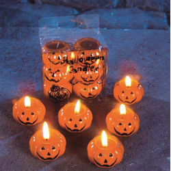 Premier Pumpkin Candles