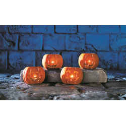 Premier Pumpkin Candle Holder