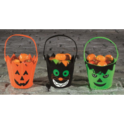 Premier Felt Trick Or Treat Bucket