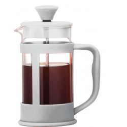 Grunwerg 3 Cup Glass Cafetiere Soft Touch