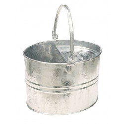 Parasene Galvanised Mop Bucket