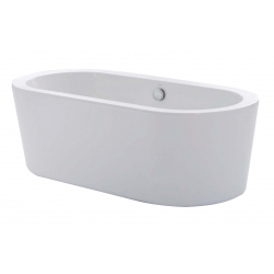 Beaumont 1675 X 777mm No Tap Hole Floor Standing Bath