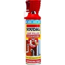 Soudal Genius Gun Gap Filling Expanding Foam - Stax Trade ...