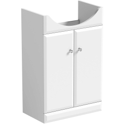 SP White High Gloss Vanity Unit