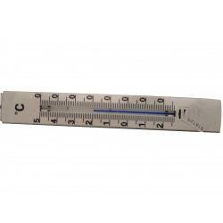 S23 252 Plastic Wall Thermometer