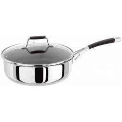 Judge 5000 Induction Saute Pan & Lid Non Stick