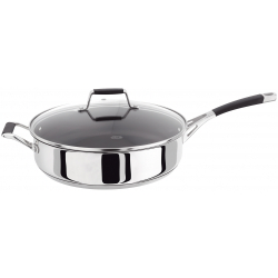 Judge 5000 Induction Non Stick Saute Pan & Lid