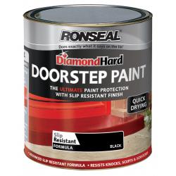 Ronseal Diamond Hard Door Step Paint 250ml