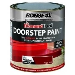 Ronseal Diamond Hard Door Step Paint 750ml
