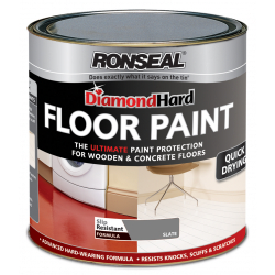 Ronseal Diamond Hard Floor Paint 750ml
