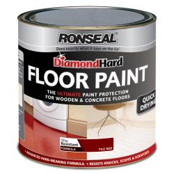 Ronseal Diamond Hard Floor Paint 2.5L