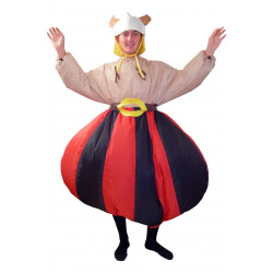 Maxim Inflatable Viking Costume