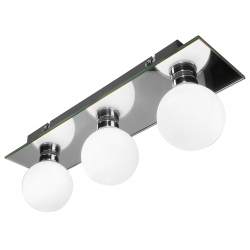 Powermaster 3 Light IP44 Bathroom Globes