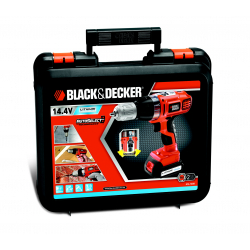 Black And Decker Lithium-Ion Combi Drill