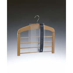 4 Bar Beech Trouser Hanger