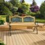 SupaGarden Deluxe Garden Bench