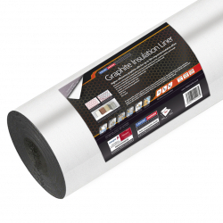 Erfurt Insulating Lining Paper Graphite
