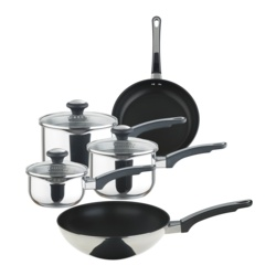 Everyday Meyer 5 Piece Staining Cookware Set