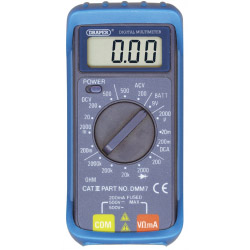Draper 16 Function Digital Multimeter