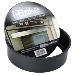 I-Bake Pendeford Loose Base Sandwich Pan