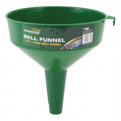 Brookstone Drive Bell Funnel