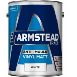 Armstead Trade Anti Mould Vinyl Matt 5L